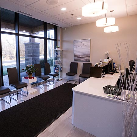 Limoges Dental Center lobby