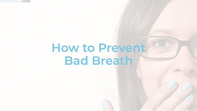 How to Prevent Bad Breath - Limoges Dental Centre -